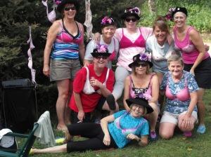 The ladies !