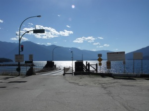 Across Kootenay Lake