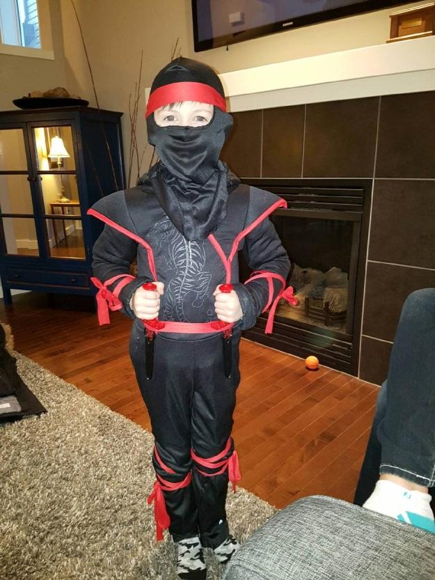 Ninja Jackson 2016