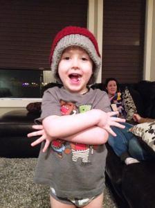 Jackson Christmas 2014 YO