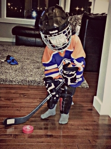 The next Wayne Gretzky