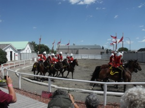 The Fort's Musical Ride