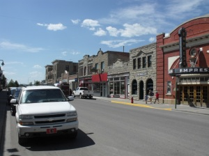 Historical Downtown Fort MacLeod