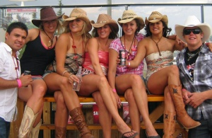 Real cowgirls