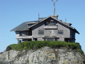 Rhode Island Flintstone House