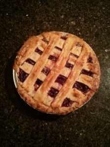 Cherry Pie (my first)