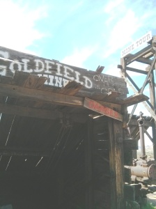 Lost Dutchman Mine Gold Mine. A must see !!