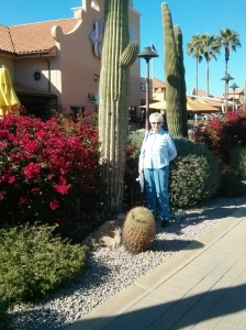 Ruth in Arizona