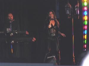 Shania & Tim concert 002