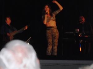 Shania & Tim concert 003