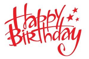 Happy Happy Birthday Victoria & Jessica