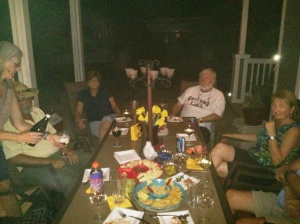 8th block west end group get together