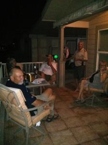Party at Merv's