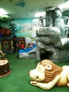 Play room at Mall