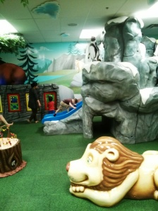 Play room at Mall