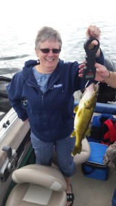 The 4lb Walleye of Terry's