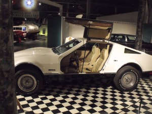 Canadian Icon Car Delorean