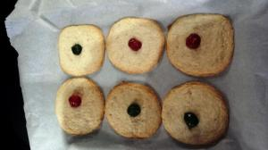 spread shortbread