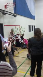 The perfect Santa this year