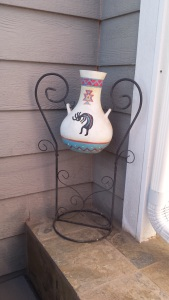 Beautiful Mexican Vase bought for $1 at the sale