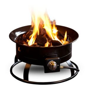 My new fire pit that will travel everywhere I take the motorhome
