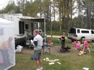 Camping 2014 pembina