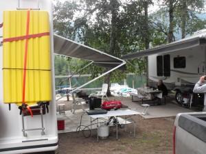 camping bc