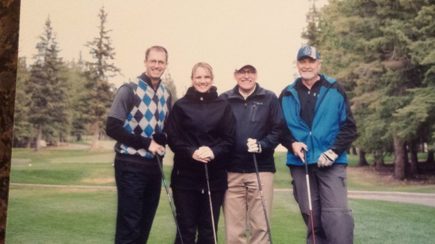golfing Drive for Thrive