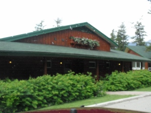 The Fairmount Jasper Lodge