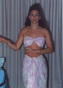 Jackie hula