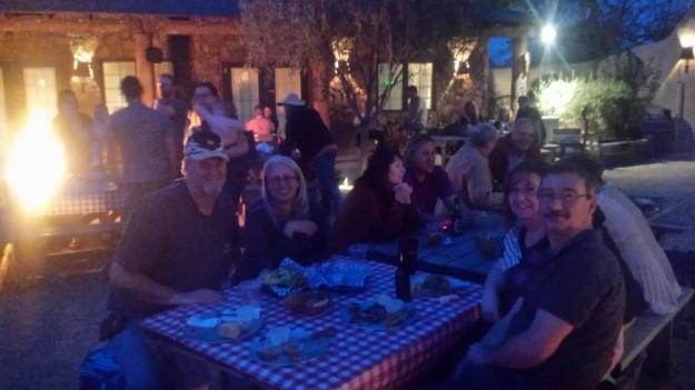 Tim,Jackie,Lisa and Greg at San Tan